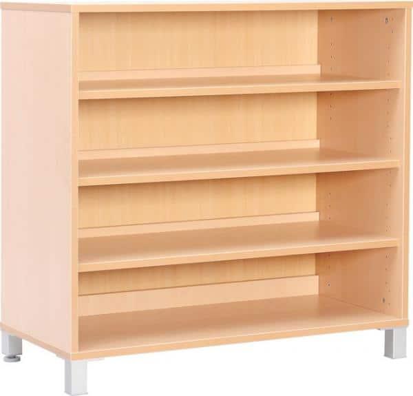 Kindergarten-Flexi Schrank M mit 3 Einlegeböden - Breite: 89 cm 3