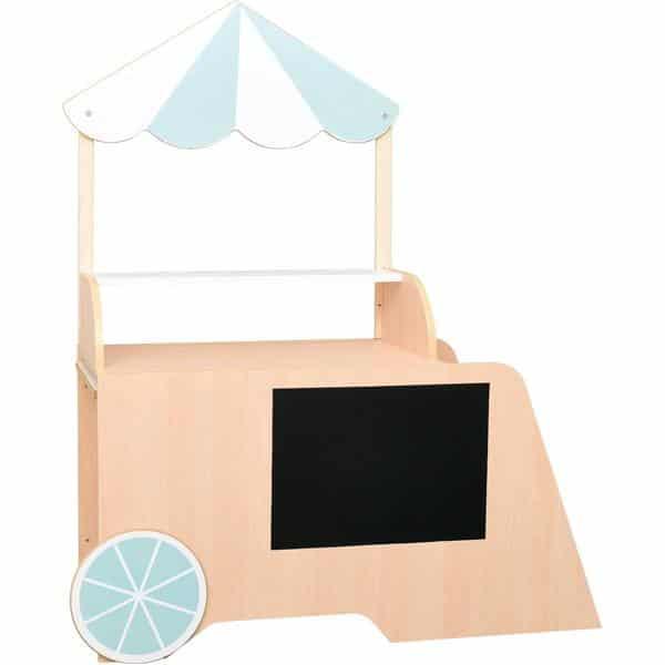 Kindergarten-Spielecke Eiswagen 1