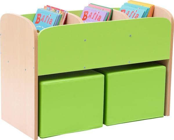 Kindergarten-Bücherregal Premium 7