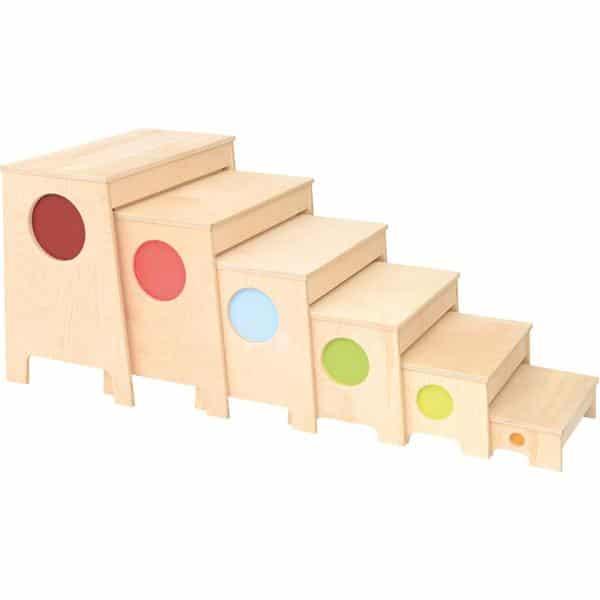 Kindergarten-Treppen-Podeste 1