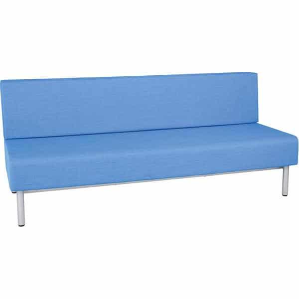 Sofa 3-Sitzer Inflamea - in 10 Farben 10