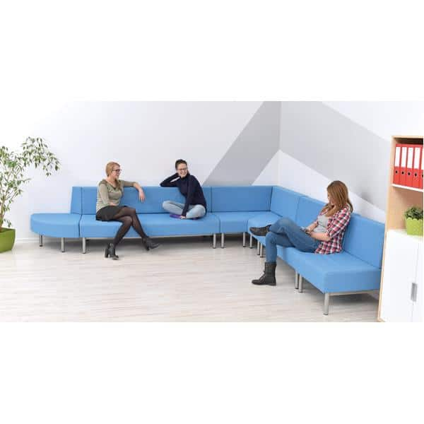 Sofa 3-Sitzer Inflamea - in 10 Farben 12
