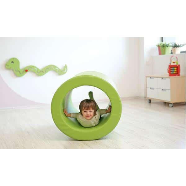 Schaumstoff-Tunnel 2