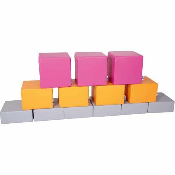 Schaumstoffbaustein-Set 1 1