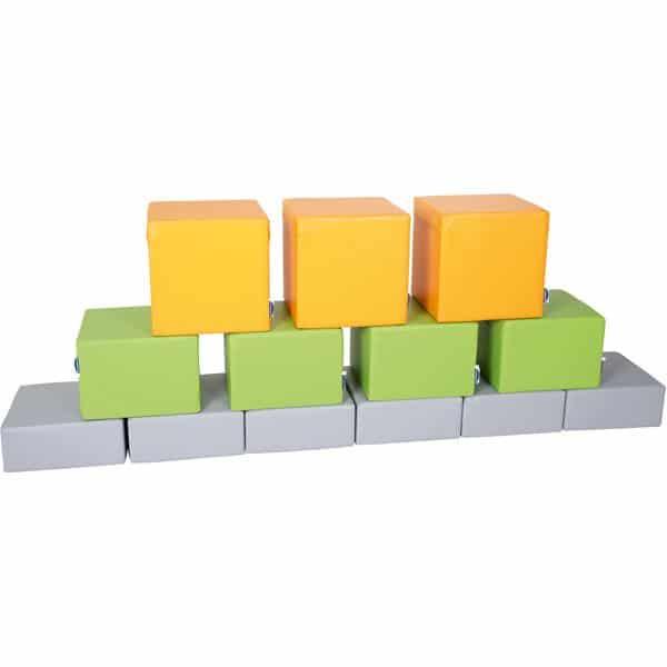 Schaumstoffbaustein-Set 2 1