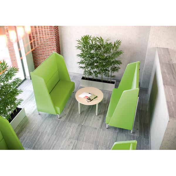 Sofa mit Hochlehne - Filzblenden 3