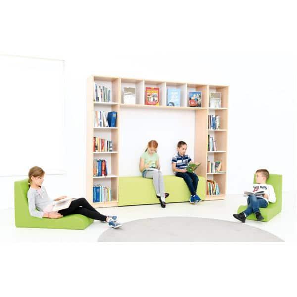 Kindergarten-Inflamea Hocker - Breite: 154 cm 3