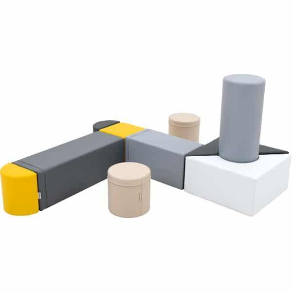 Schaumstoff-Set - Moba 3 1