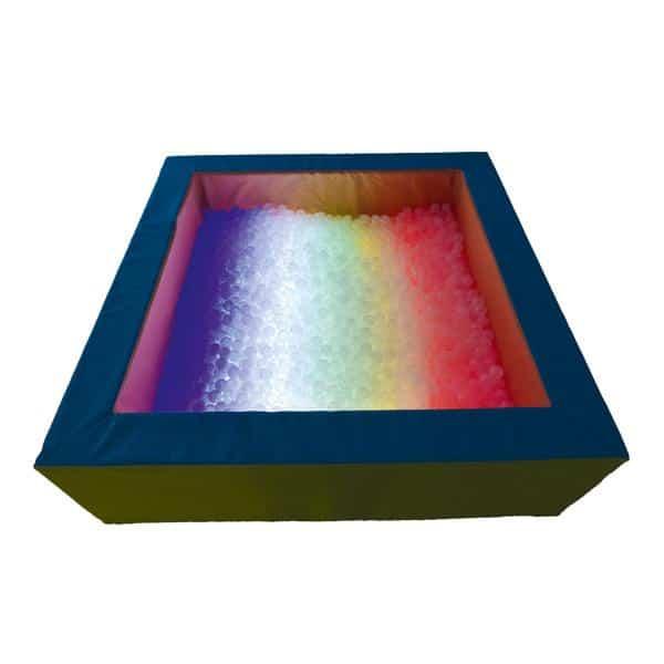 Bällebad mit LED-Leuchten ohne Farbwechsel inkl. Bälle 2