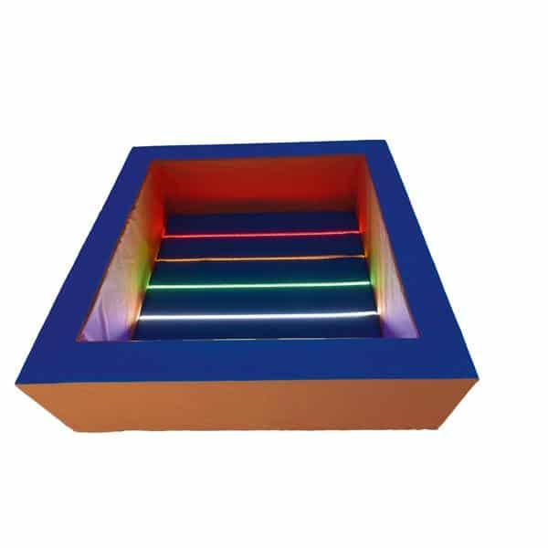 Bällebad mit LED-Leuchten ohne Farbwechsel inkl. Bälle 3