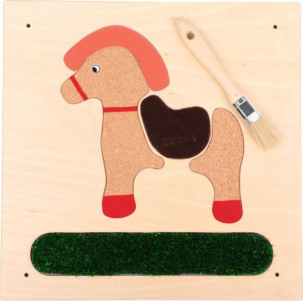 Tafel - Pferd 1