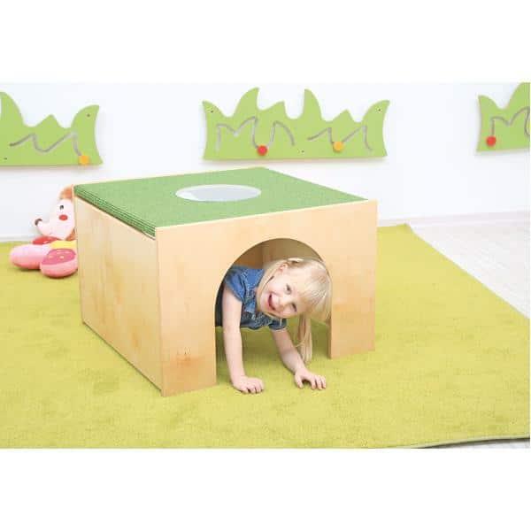Kindergarten-Podest mit Fenster 2