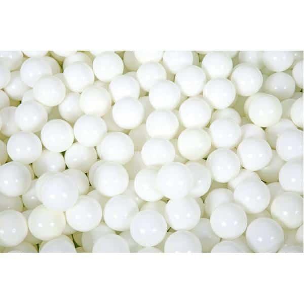 Bällebad-Bälle - weiß - 750 Stück 2