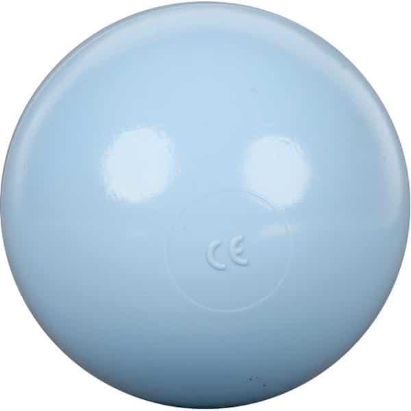 Bällebad-Bälle - hellblau - 250 Stück 2