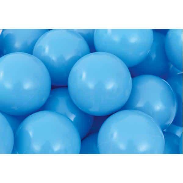 Bällebad-Bälle - blau - 250 Stück 1