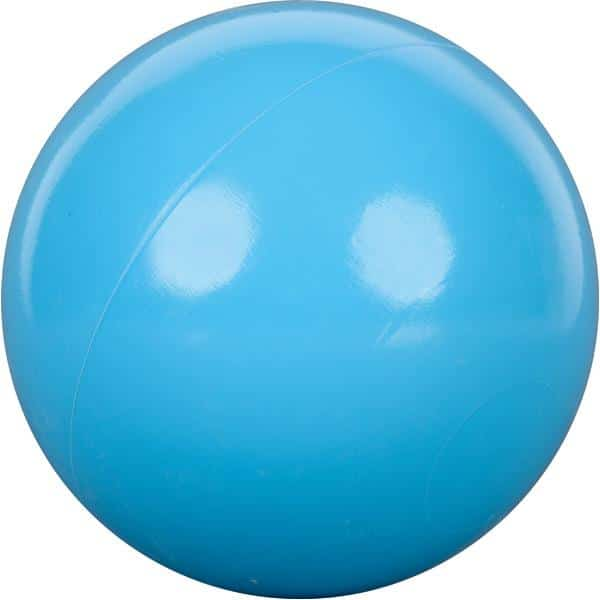 Bällebad-Bälle - blau - 250 Stück 2