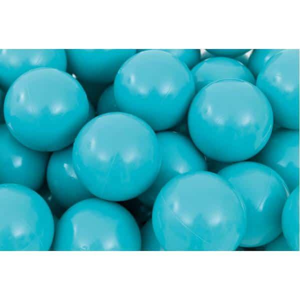 Bällebad-Bälle - meerblau - 250 Stück 1