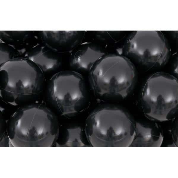 Bällebad-Bälle - schwarz - 250 Stück 1