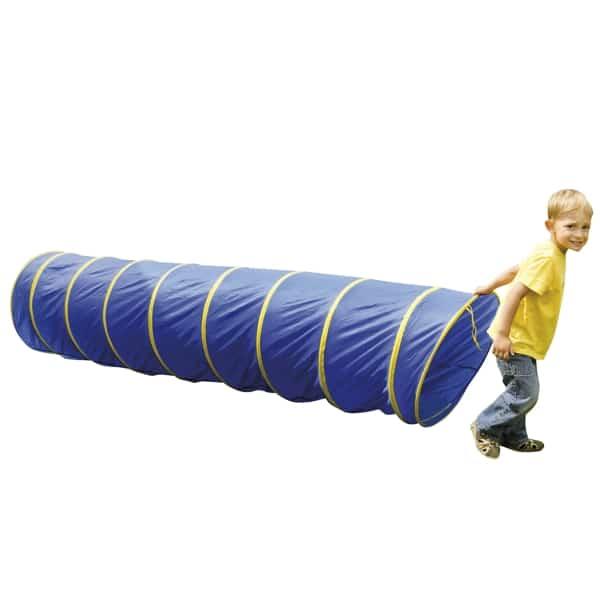 Kriechtunnel - Blau - Länge: 175 cm 1