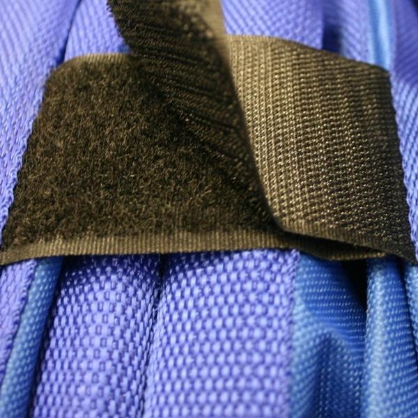 Kriechtunnel - Blau - Länge: 295 cm 3