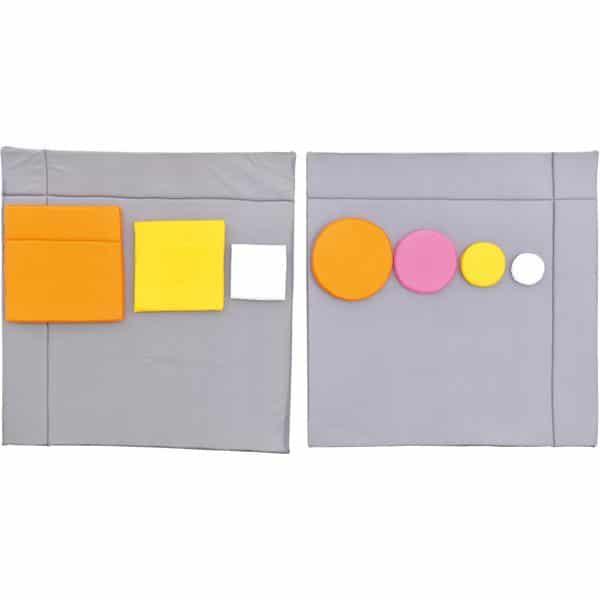 Wandbehang Formen - Kreise 1