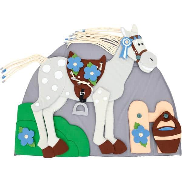 Wanddekoration - Pferd 1