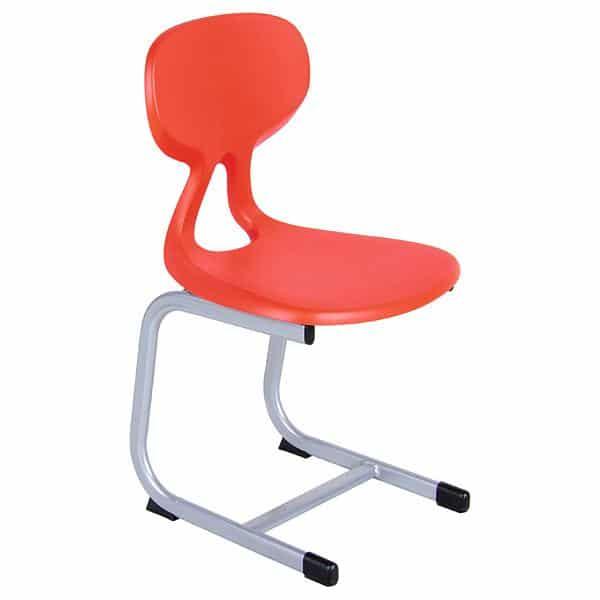 Kindergarten-Stuhl Colores (mit Kufen) 1