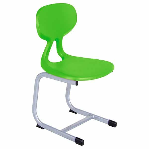 Kindergarten-Stuhl Colores (mit Kufen) 2
