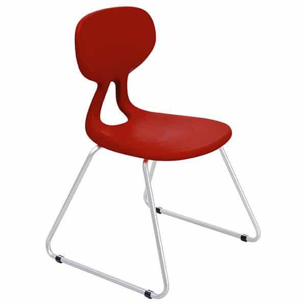 Kindergarten-Stuhl Colores Plus 4