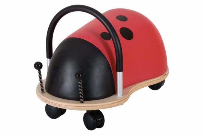 Wheely Bug Marienkäfer - klein 1