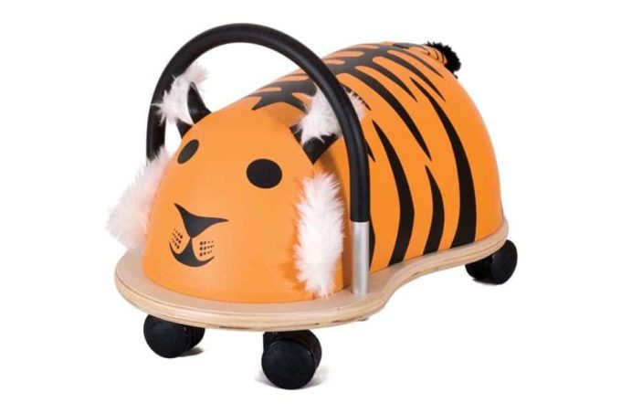 Wheely Bug Tiger - groß 1