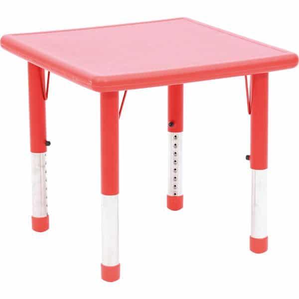 Kindergarten-Tisch Felix (quadratisch) 1