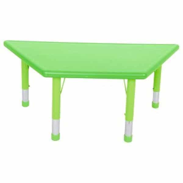 Kindergarten-Tisch Felix (trapezförmig) 3