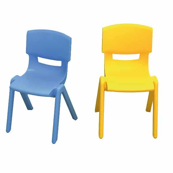 Kindergarten-Stuhl Felix (Plastikstuhl) 5