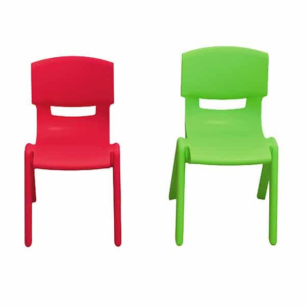 Kindergarten-Stuhl Felix (Plastikstuhl) 4