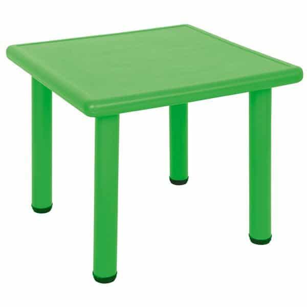 Kindergarten-Tisch Felix (quadratisch) 4