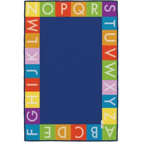 Bodenspielmatte - Buntes Alphabet 1