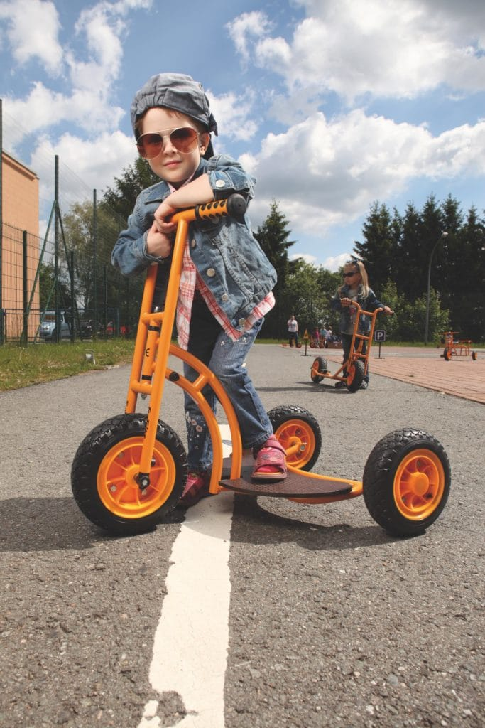 TopTrike Roller Bengy 6
