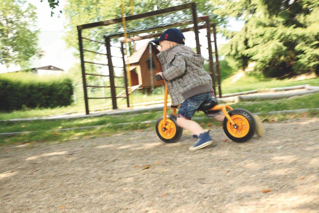 TopTrike Laufrad Little Walker 8