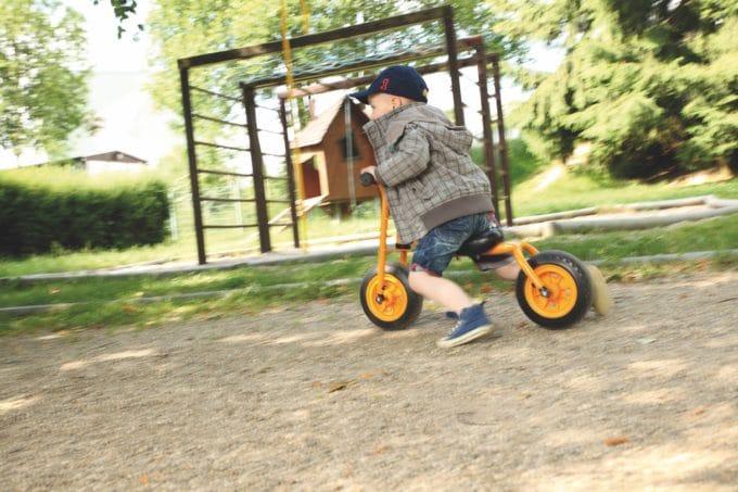 TopTrike Laufrad Little Walker 6