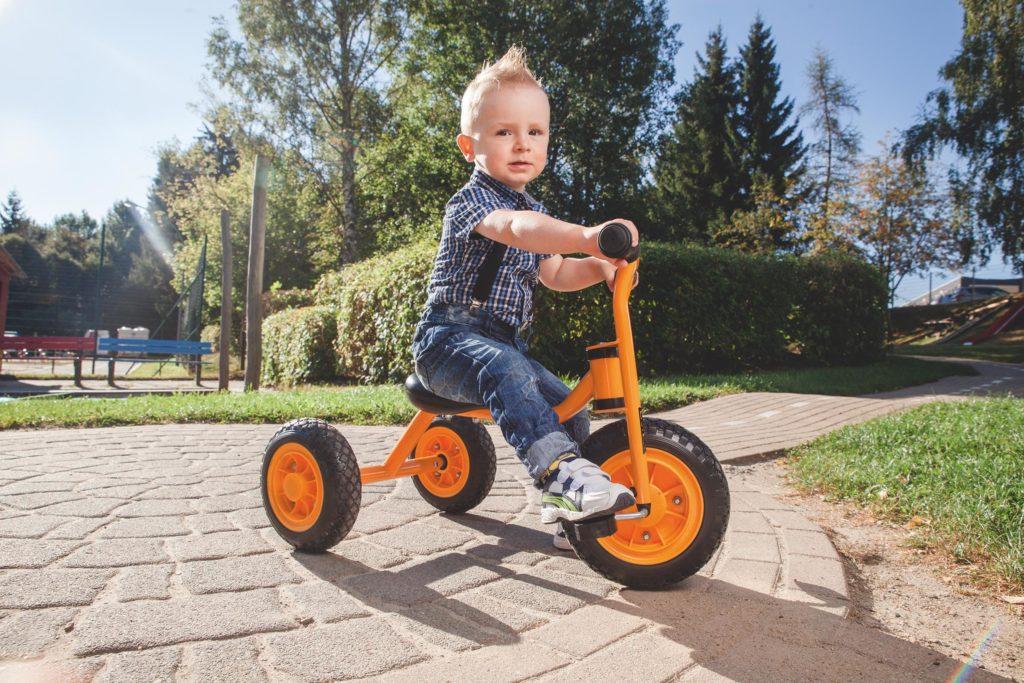 TopTrike Kleines Dreirad 8