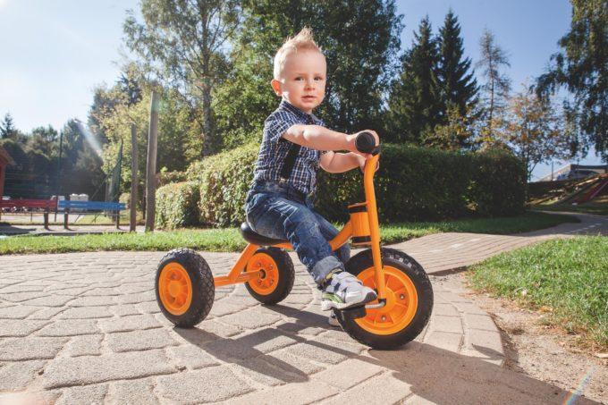 TopTrike Kleines Dreirad 4