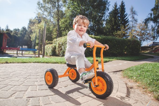 TopTrike Kleines Dreirad 6