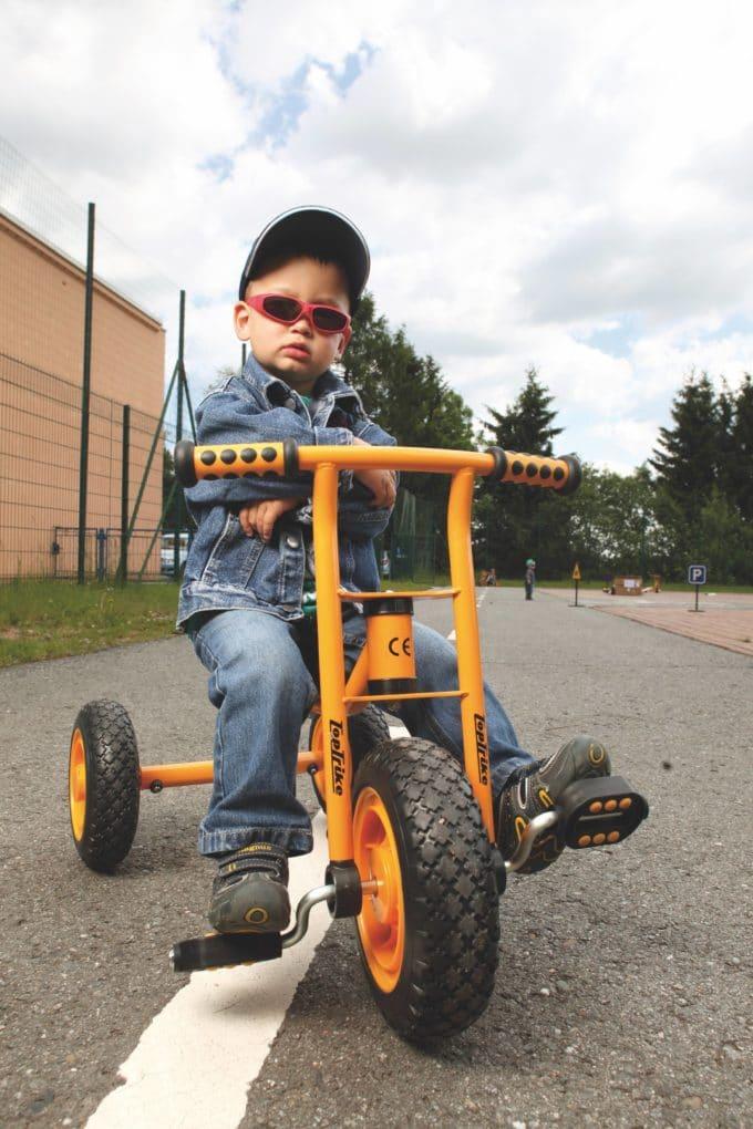 TopTrike Kleines Dreirad 5
