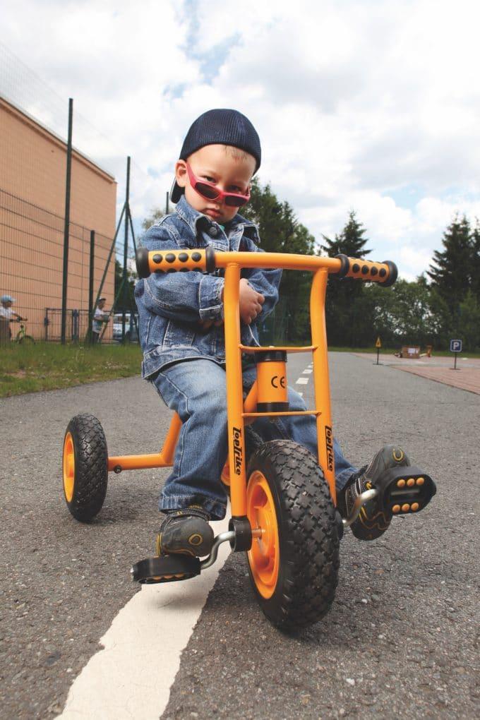 TopTrike Kleines Dreirad 7