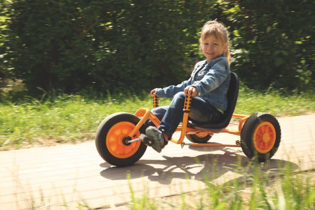 TopTrike Dreirad Rider 8