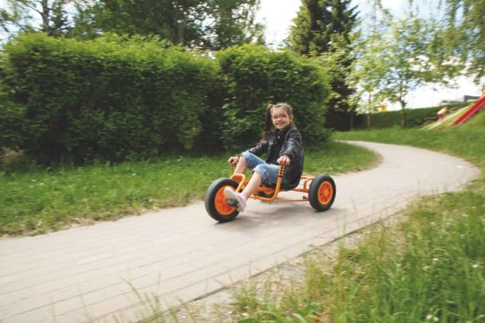 TopTrike Dreirad Rider 4