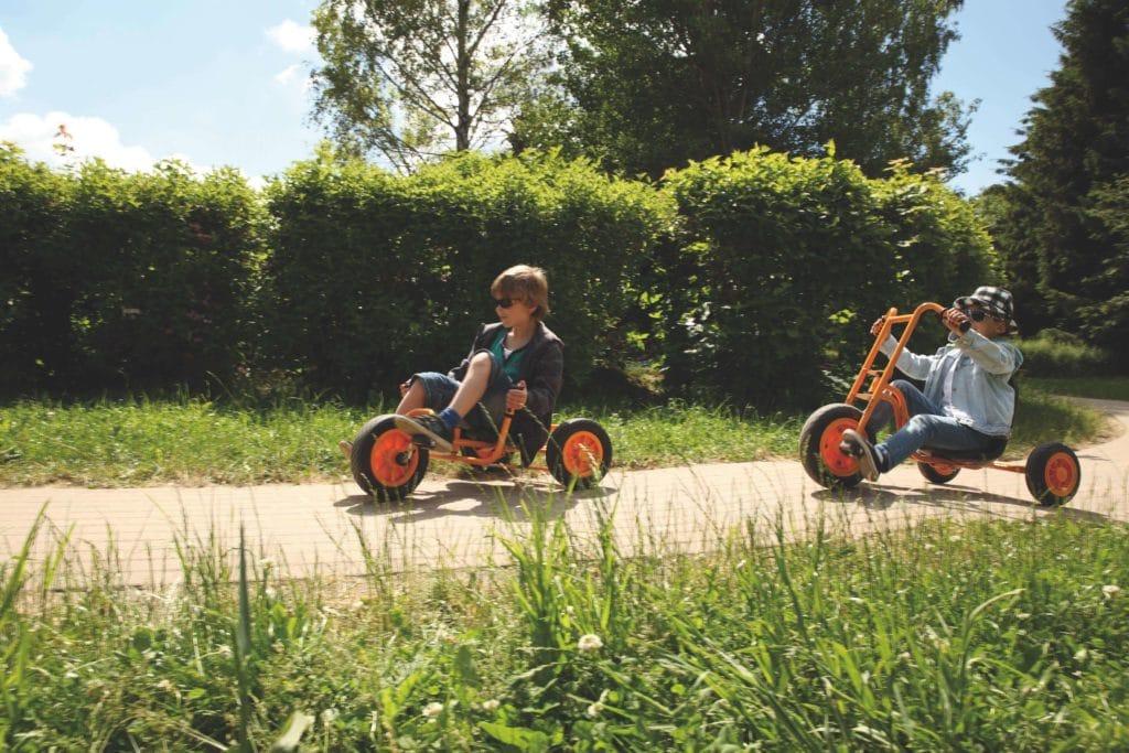 TopTrike Dreirad Rider 7