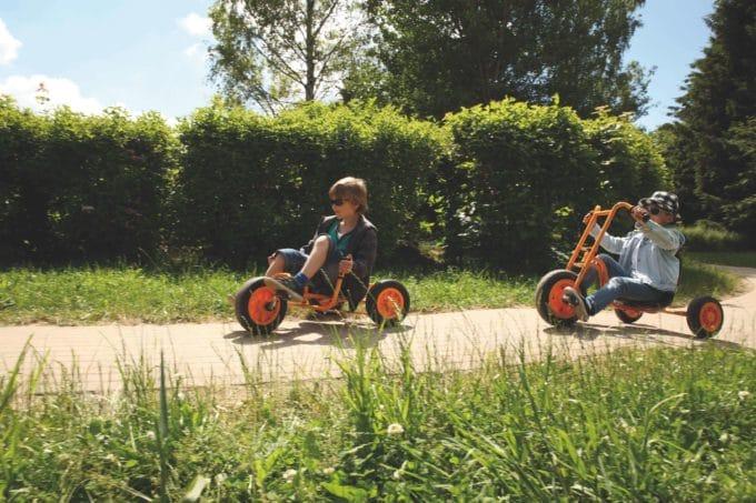 TopTrike Dreirad Rider 3