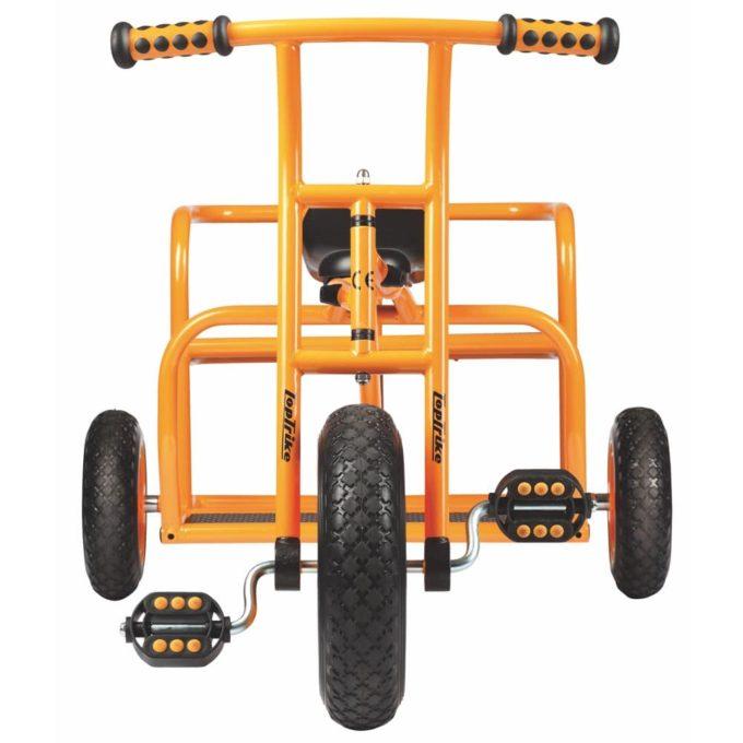 TopTrike Dreirad Doppeltaxi 2